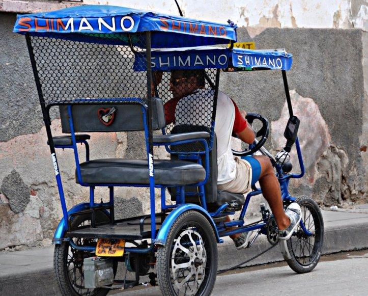 Mototaxi Shimano