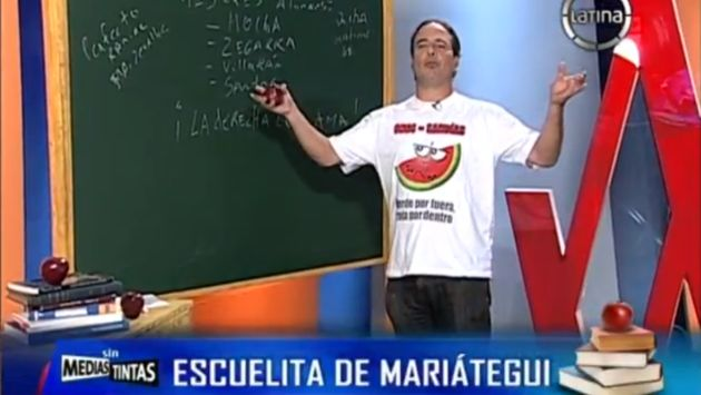 si Alditus fuera profesor... en dónde estaría el Perú?